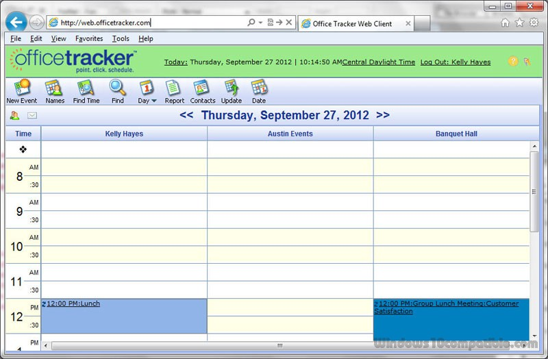 Office Tracker 11.0 Free download